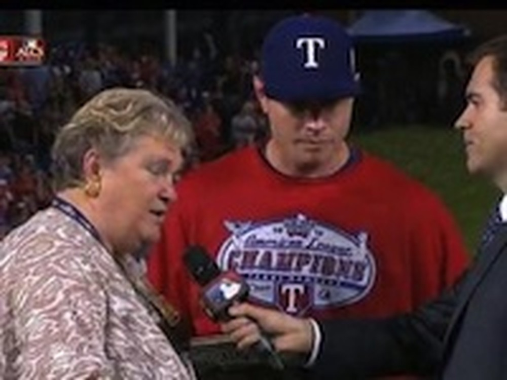 MVP Josh Hamilton Gives All the Glory to Jesus Christ