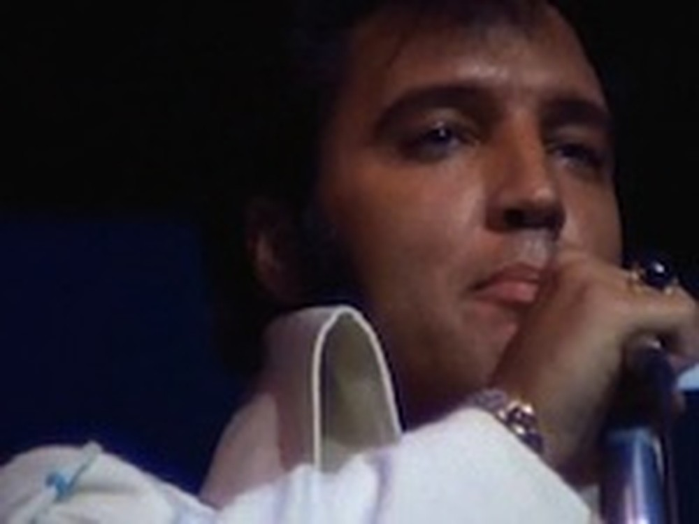 Elvis Presley Sings a Wonderful Version of Amazing Grace