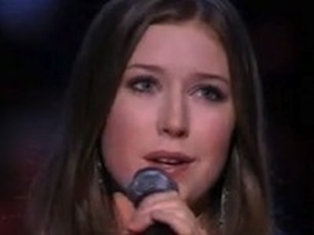 Hayley Westenra Sings Mary Did You Know (Live)