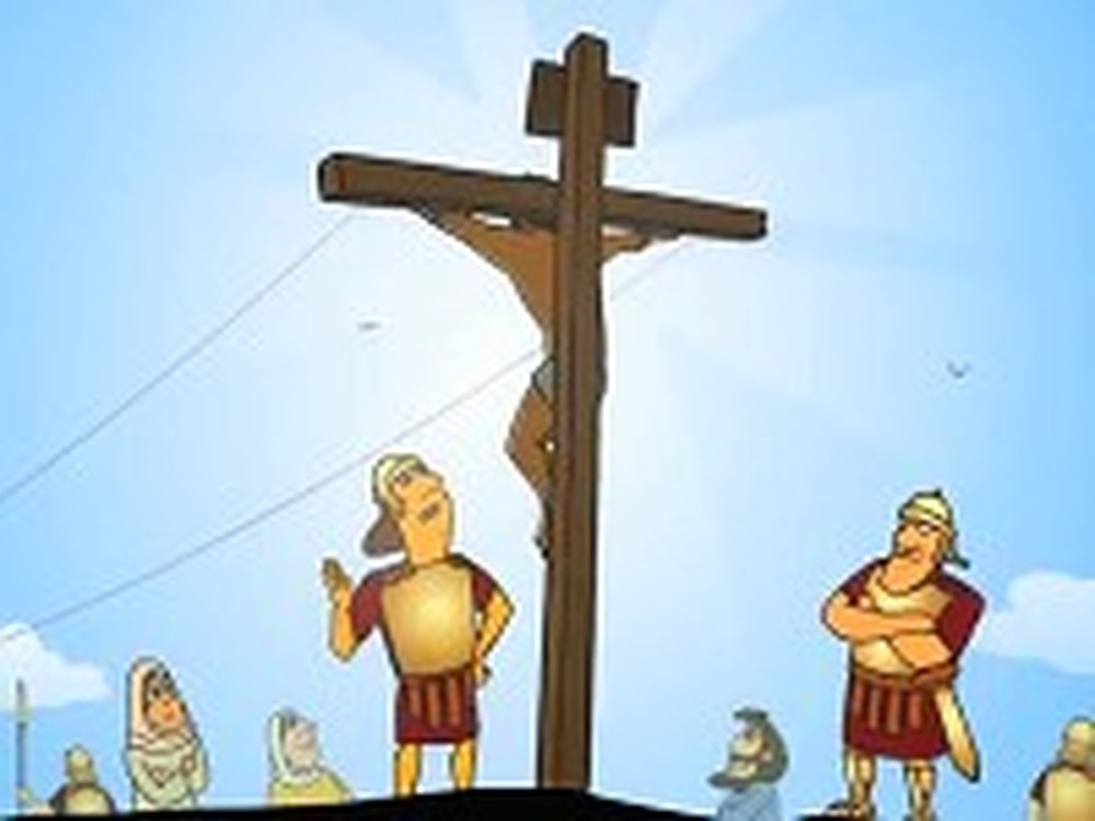 Short Animation About the Death of Jesus