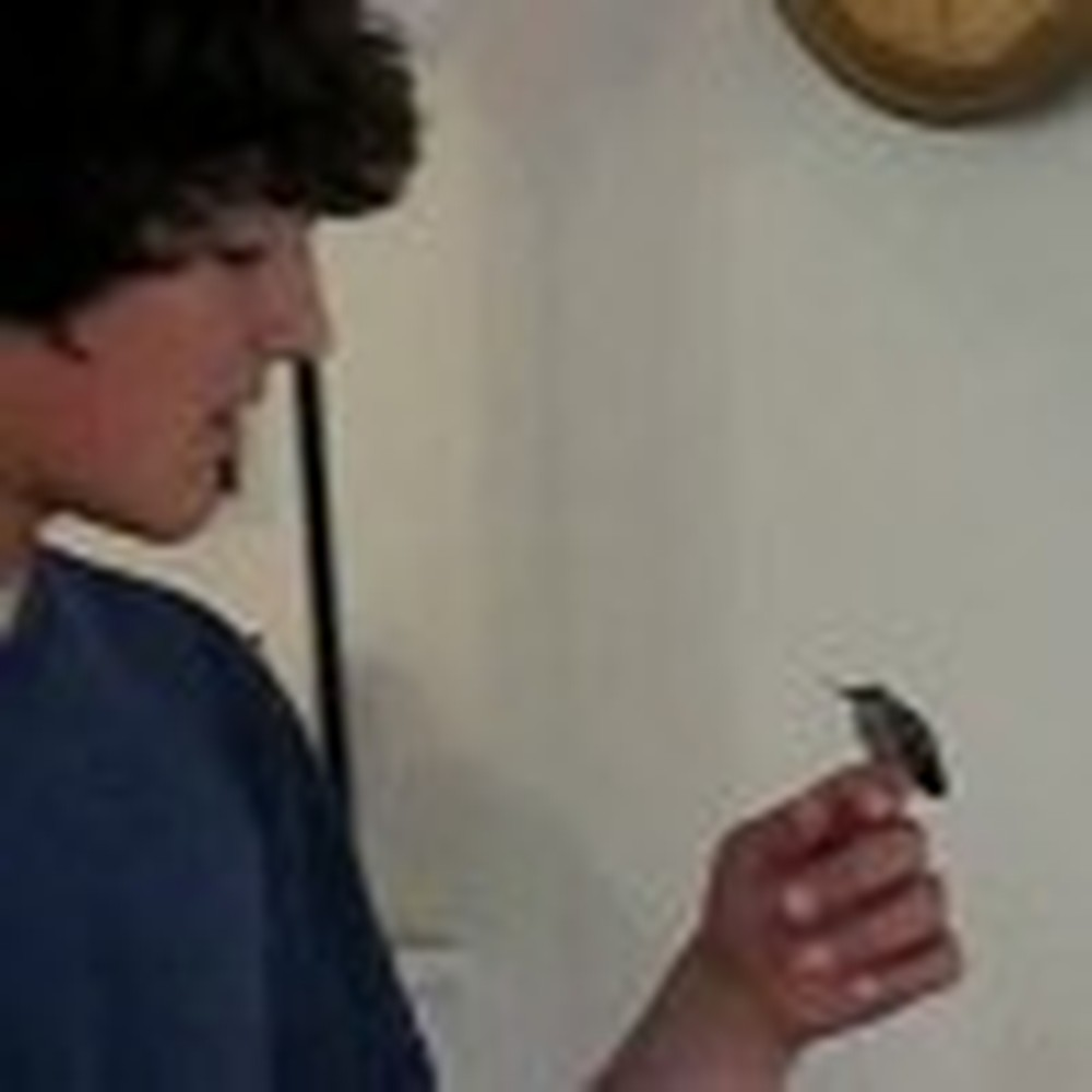 Boy Rescues a Baby Hummingbird That Was Attacked