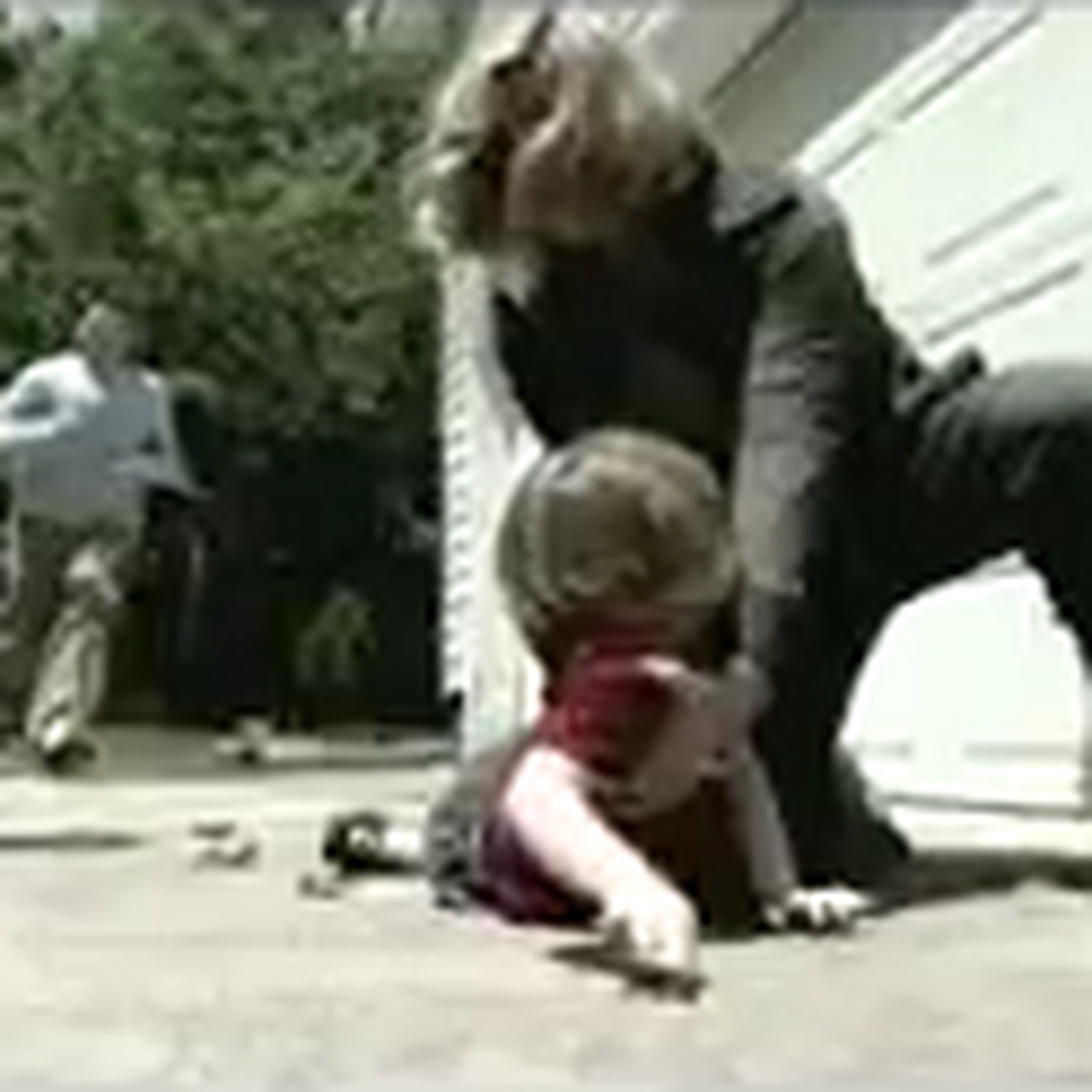 Boy Falls Out a Window and Receives a Miracle Healing