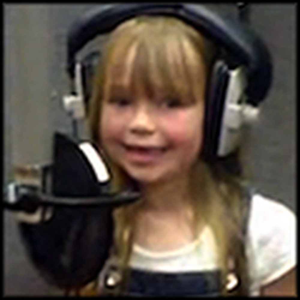 You Raise Me Up Performed by Connie Talbot at Age 5