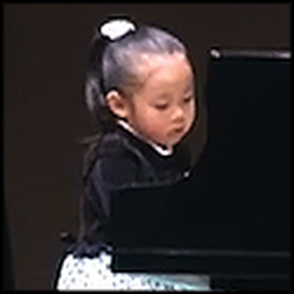 5 Year Old Piano Prodigy - You Won't Believe Your Ears