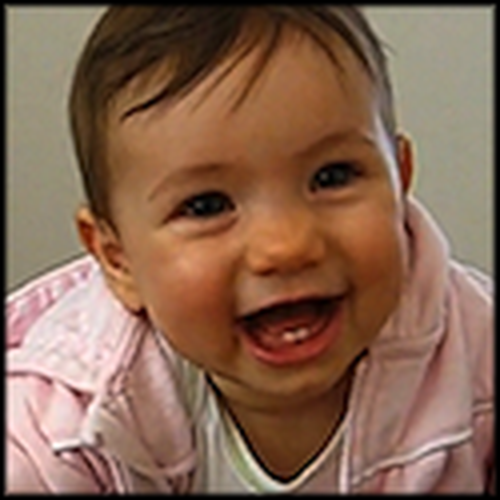 The Cutest Little Baby Girl Laughing - So Heart Warming