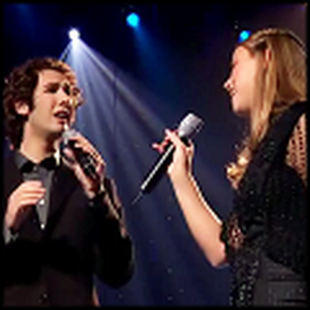 Josh Groban and Charlotte Church Sing The Prayer