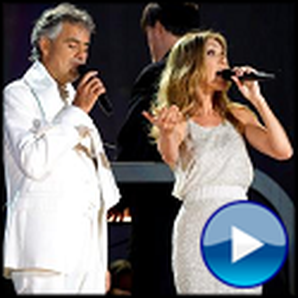 The Prayer by Celine Dion and Andrea Bocelli is Amazing