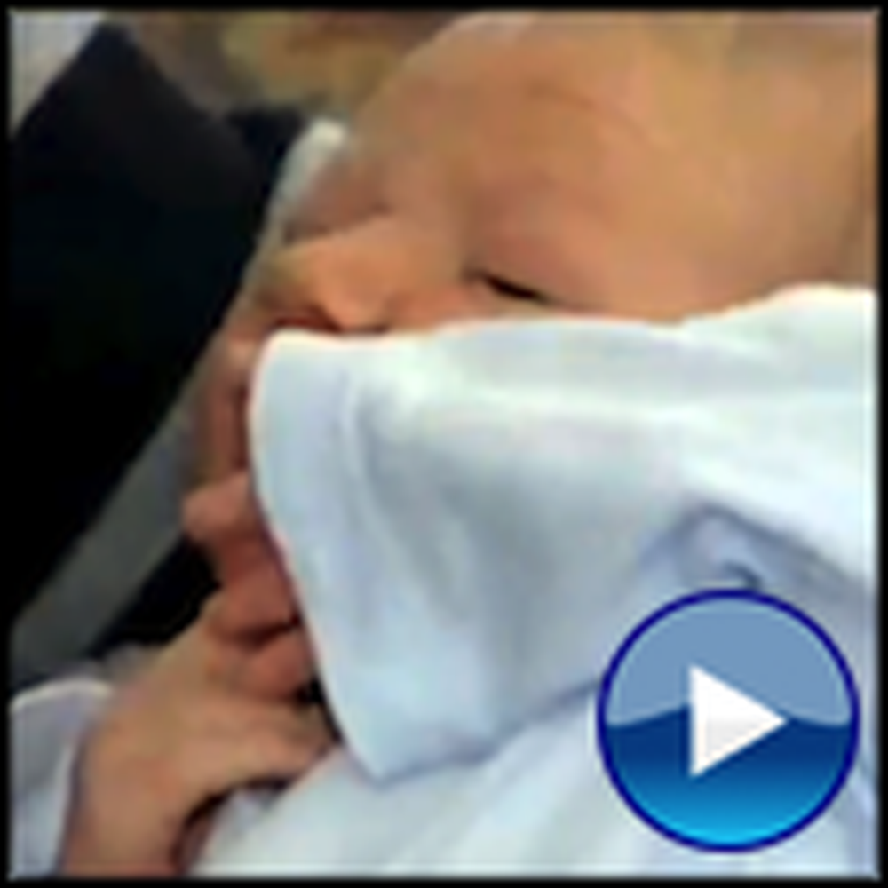 Newborn Baby Saves a Family From a Tornado