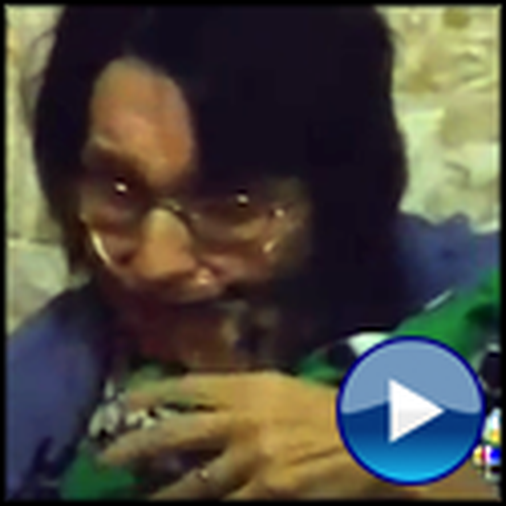 Dying Woman Gets Her Last Wish - a Puppy to Love