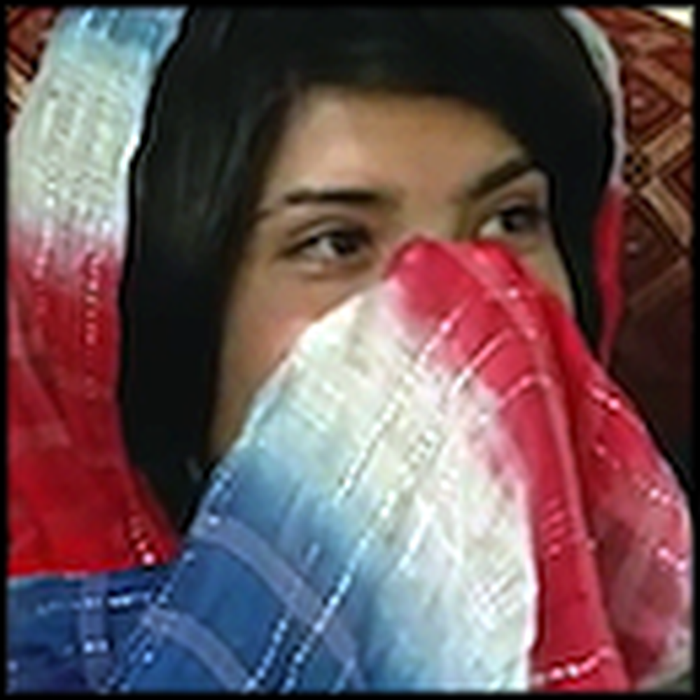 American Troops Save an Afghan Woman from her Abusive Husband