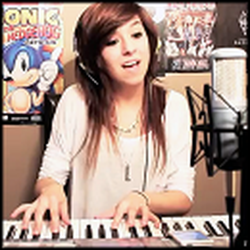 In Christ Alone by Christina Grimmie - Beautiful Voice