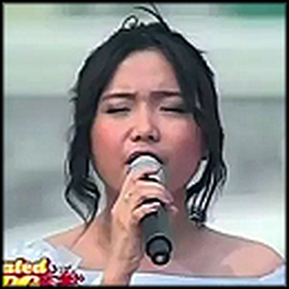 Charice Beautifully Sings The Prayer with 2 Other Singers