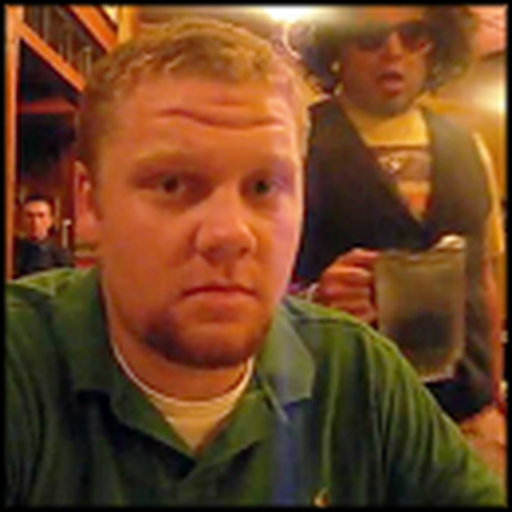 Man in a Restaurant Gets an Amazing Surprise From Across the Country
