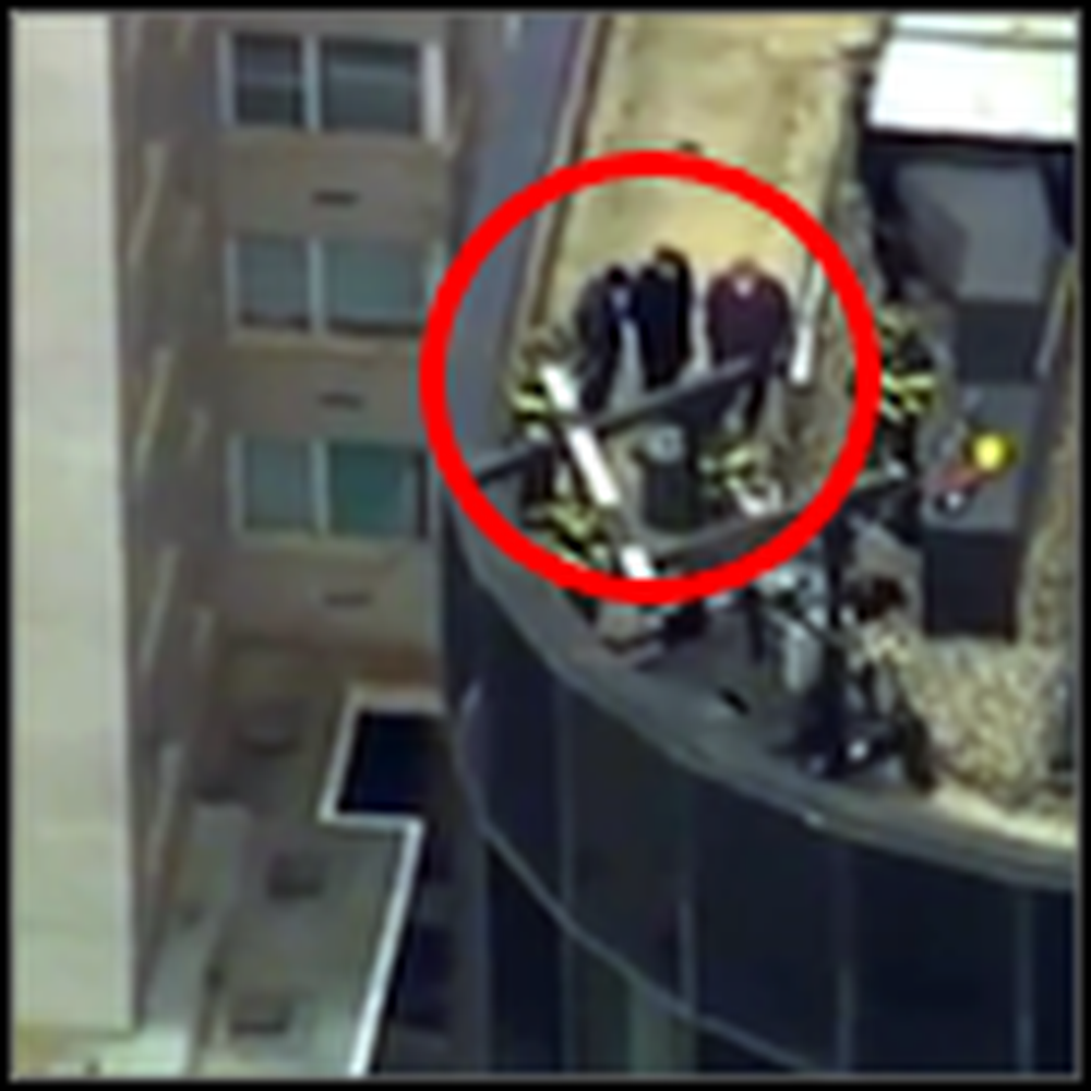 Miracle Man Falls 47 Floors - And Amazingly Survives