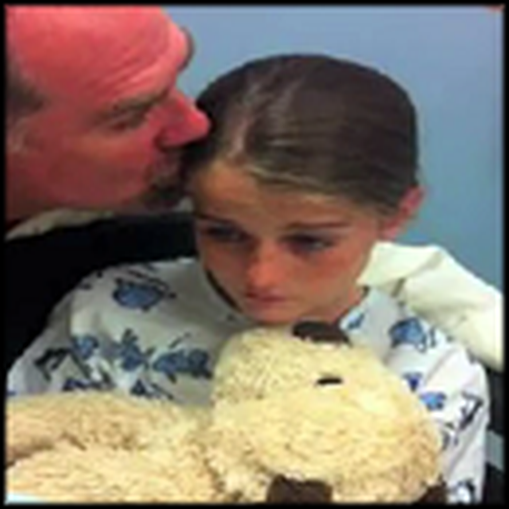 Girl with Cancer Faces the Toughest Decision of her 9 Year Life