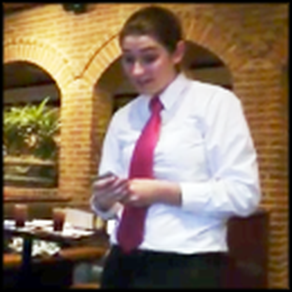 Another Waitress Gets a $500 Tip - And The Timing is Perfect