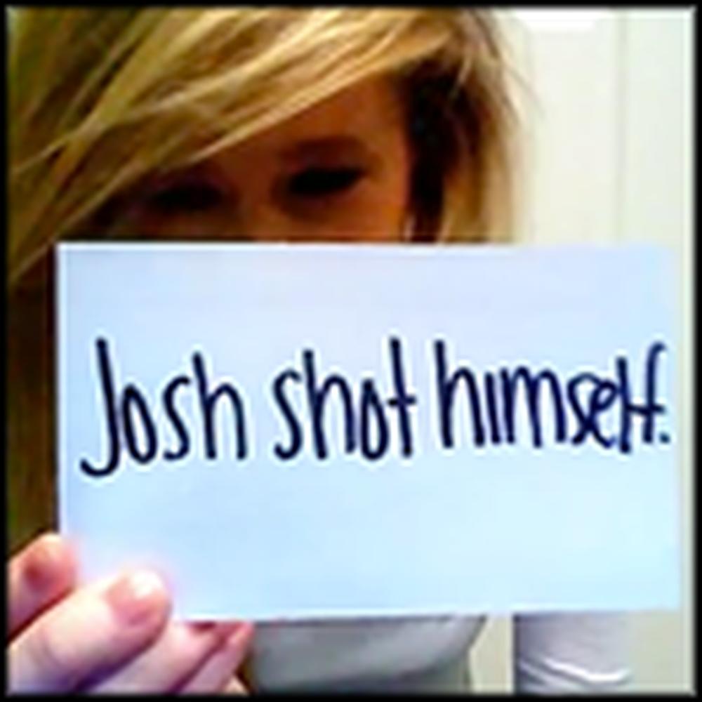 Girl's Heartbreaking Yet Inspiring Video After her Friend's Suicide