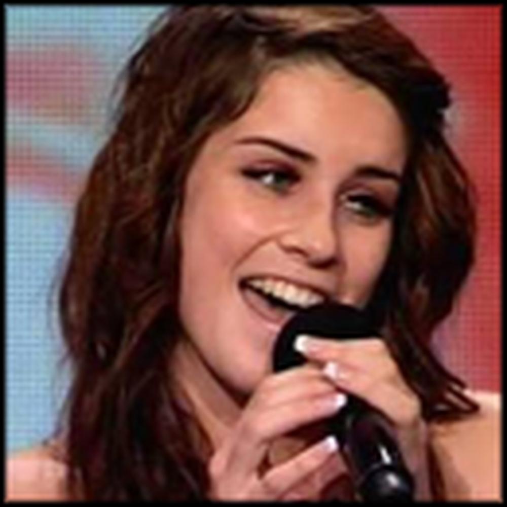 Girl's Awesome Performance Even Makes Simon Smile