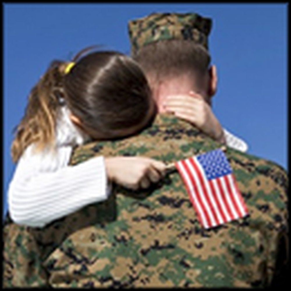 The Top 10 Touching Soldier Reunion Pictures of 2012