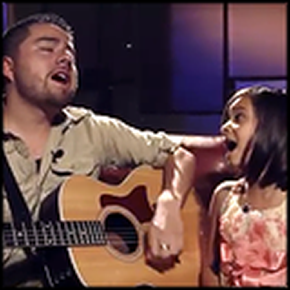 I Won't Give Up - a Beautiful Cover by Father and Daughter