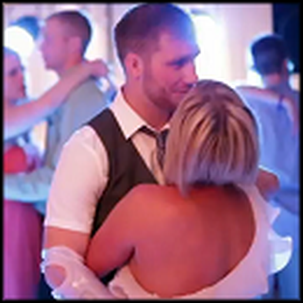 Quadruple Amputee Navy Vet Dances with his Girlfriend - This is Beautiful