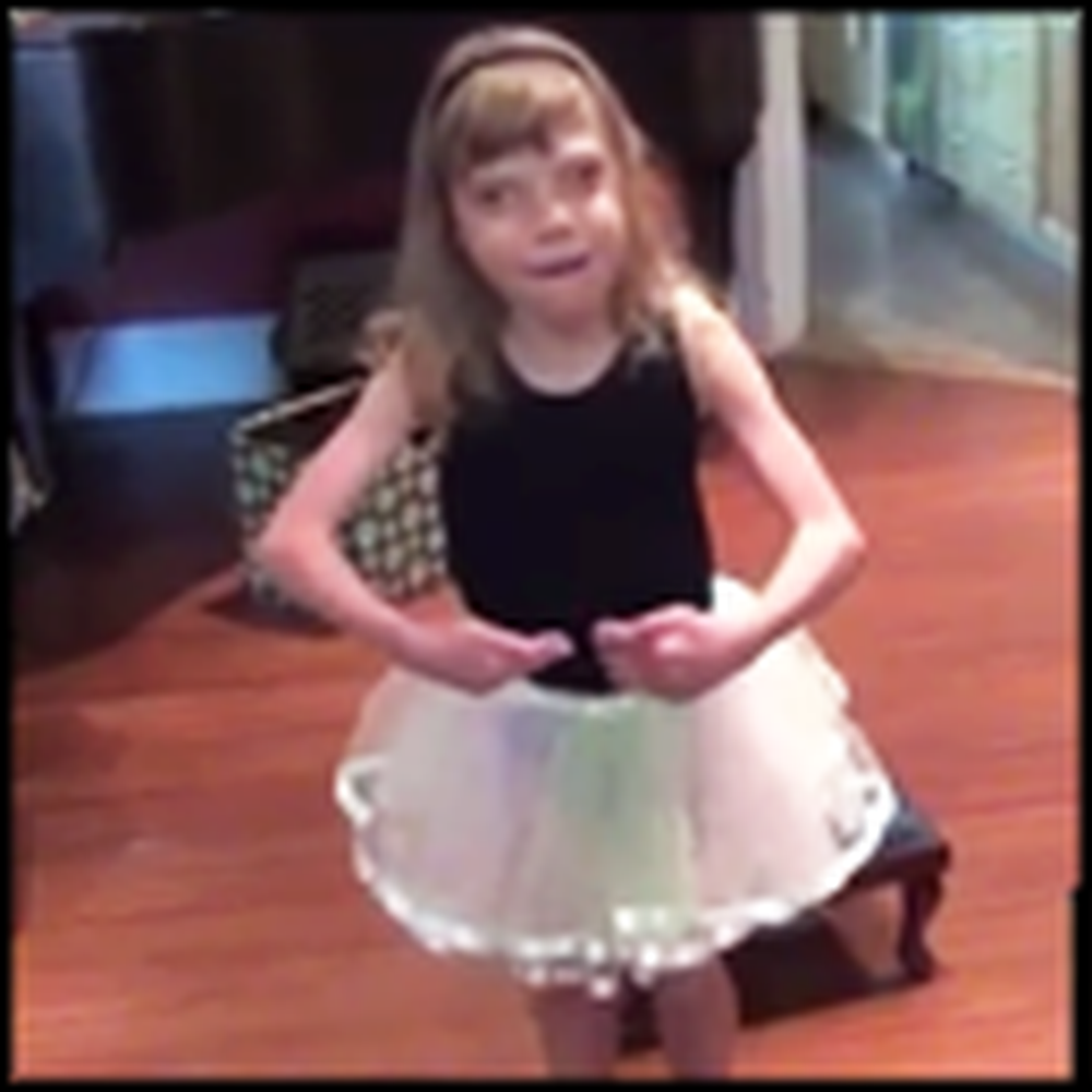 Watch this Autistic Girl's Touching Ballet She Learned - It'll Melt Your Heart