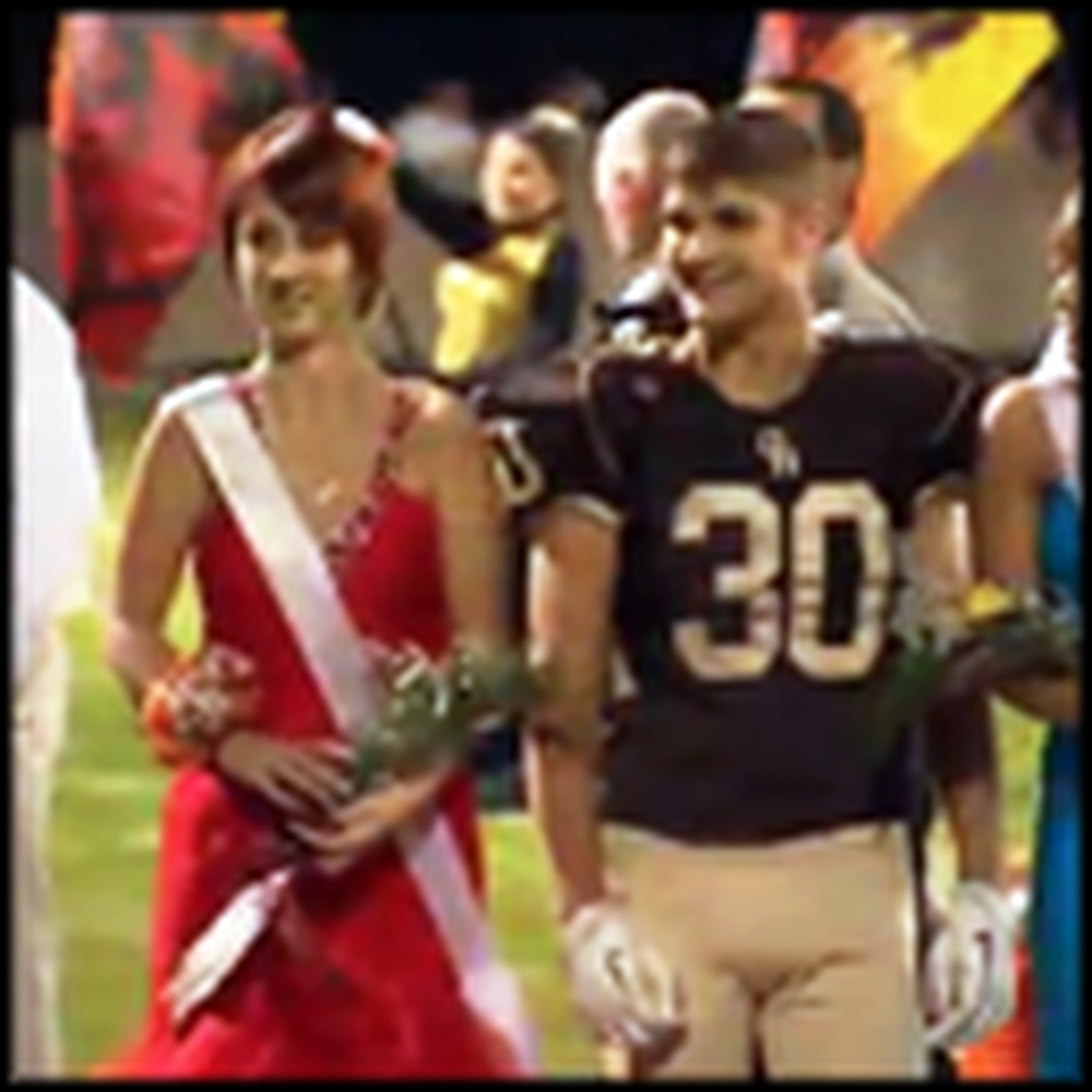 Bullying Victim Turns the Tables on her Attackers at Homecoming