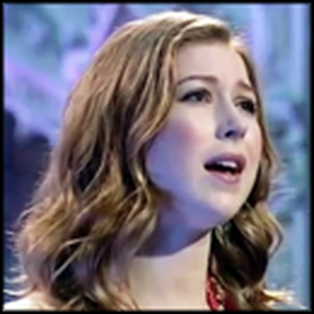 Hayley Westenra's Angelic Rendition of The Heart Worships