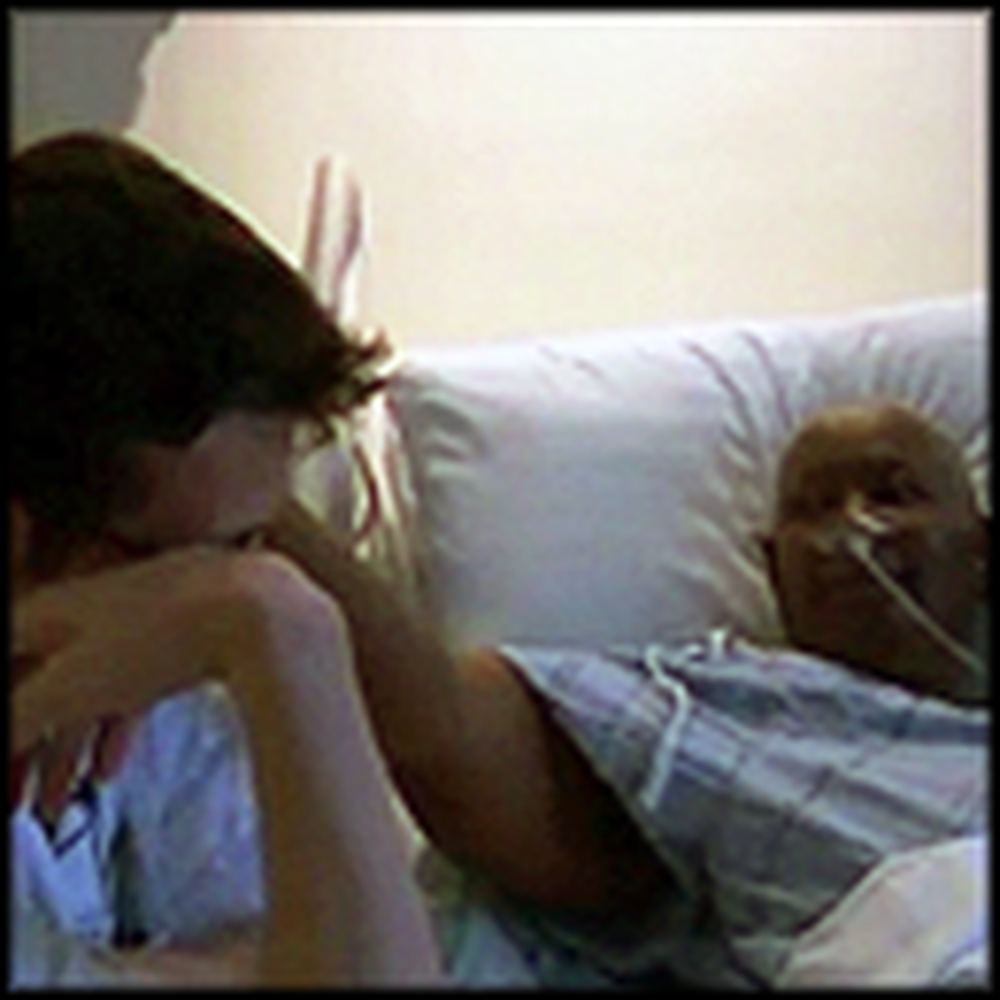 What This Cancer Patient Does Will Amaze You