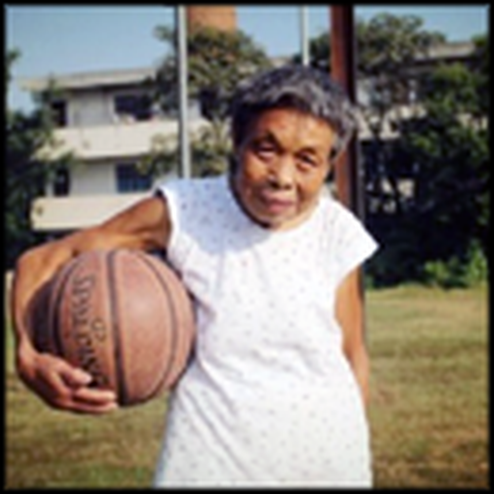The Basketball Grandma - An Inspirational to Us All