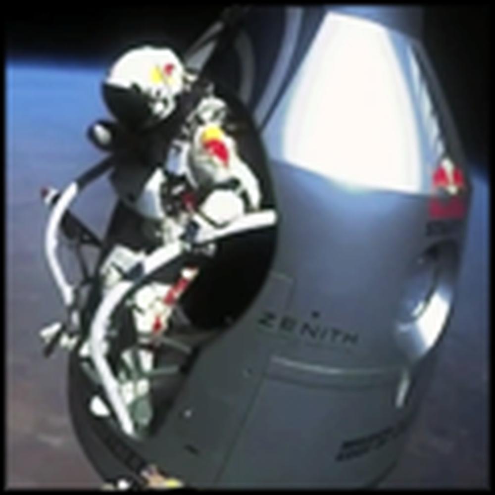 How Felix Baumgartner's Jump Was a Leap of Faith