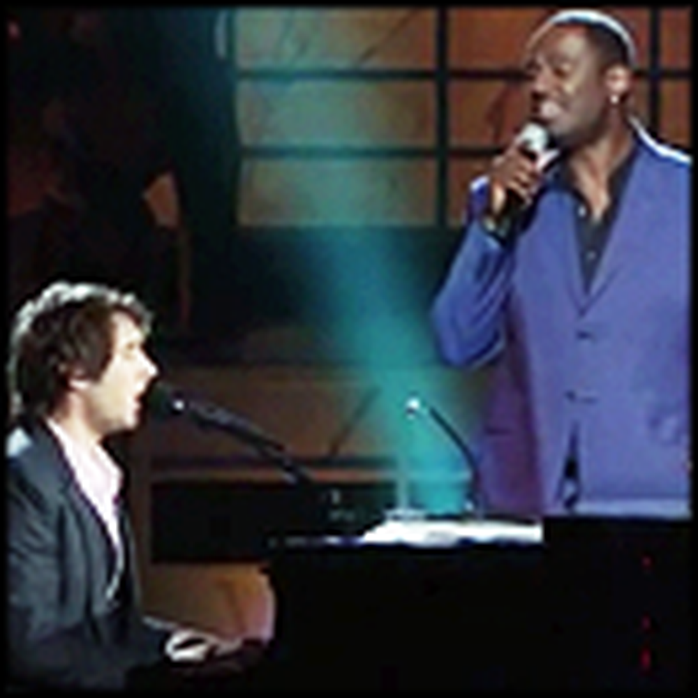 Josh Groban Sings an Unforgettable Duet of a Classic Song