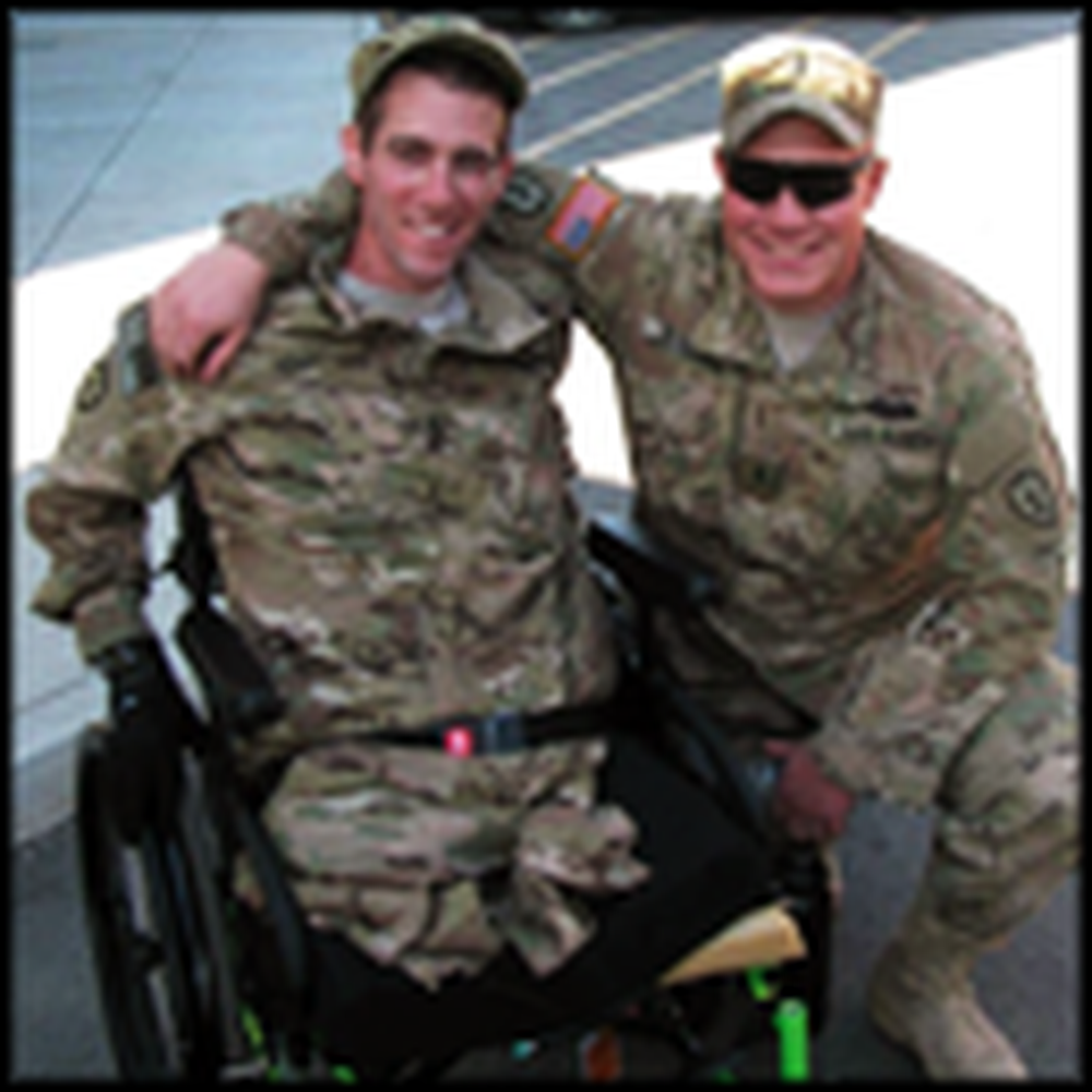 This Soldier Would Have Died - But God Stepped in to Save Him