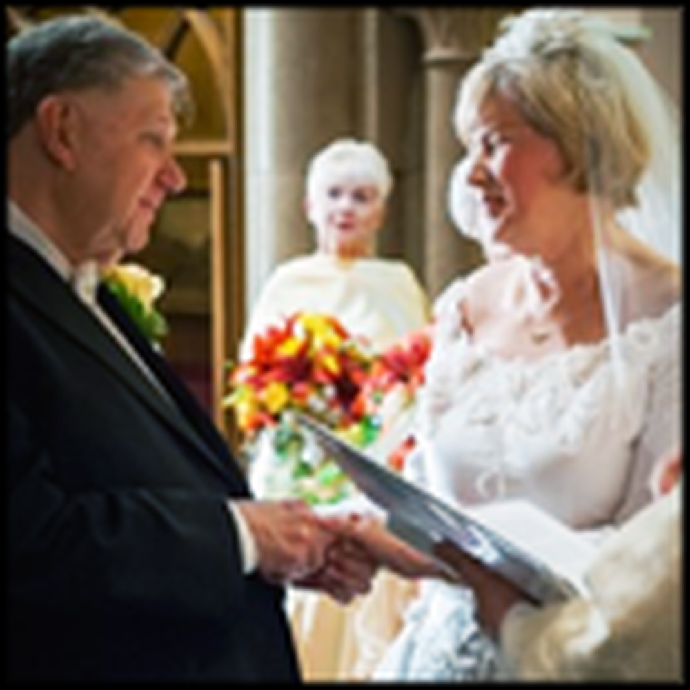 Couple Marries 50 Years After a War Separated Them