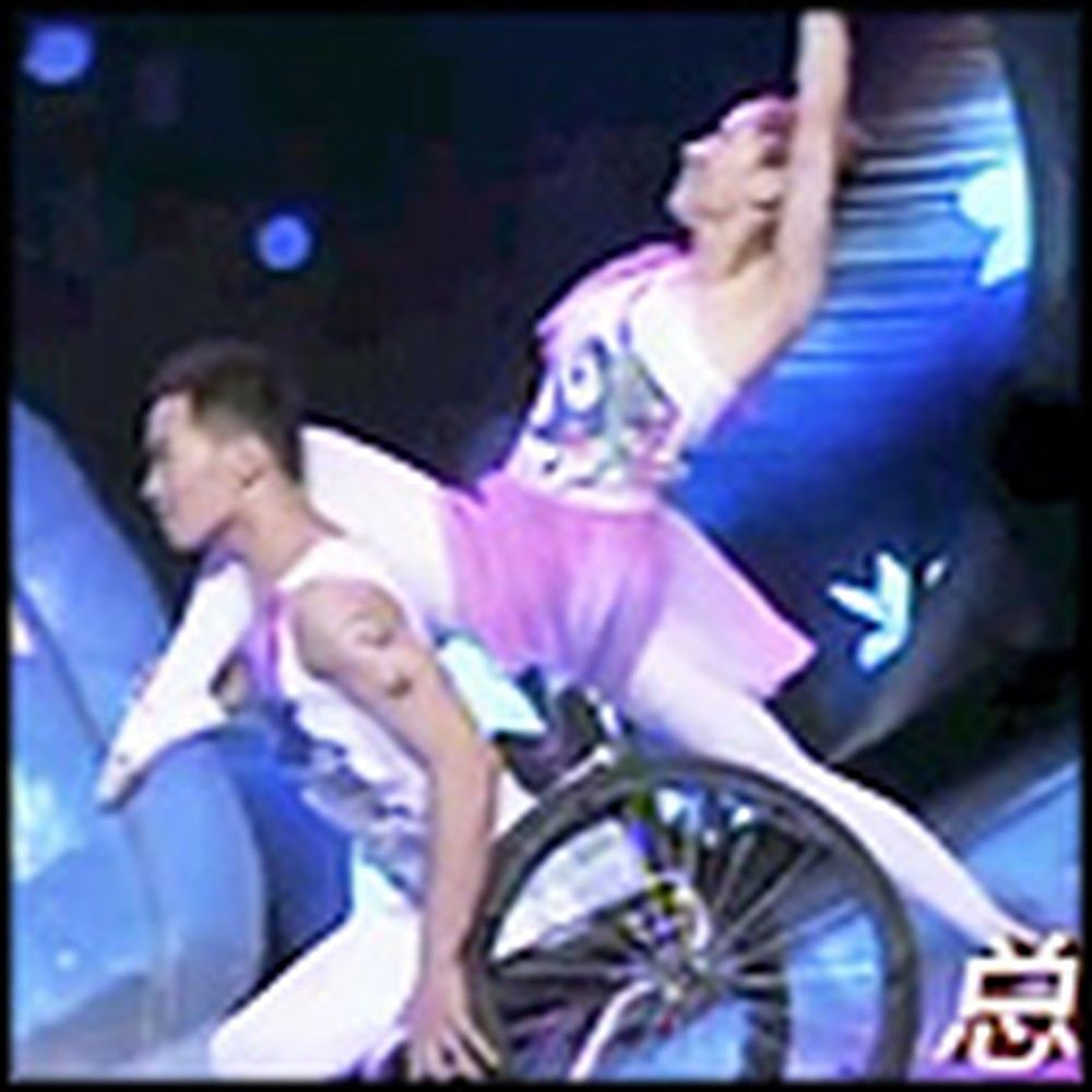 2 Amputees Perform a Stunning Dance Together