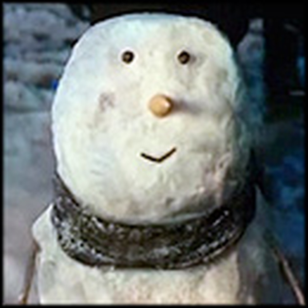 Sweet Snowman Love Story That Will Melt the Coldest Heart