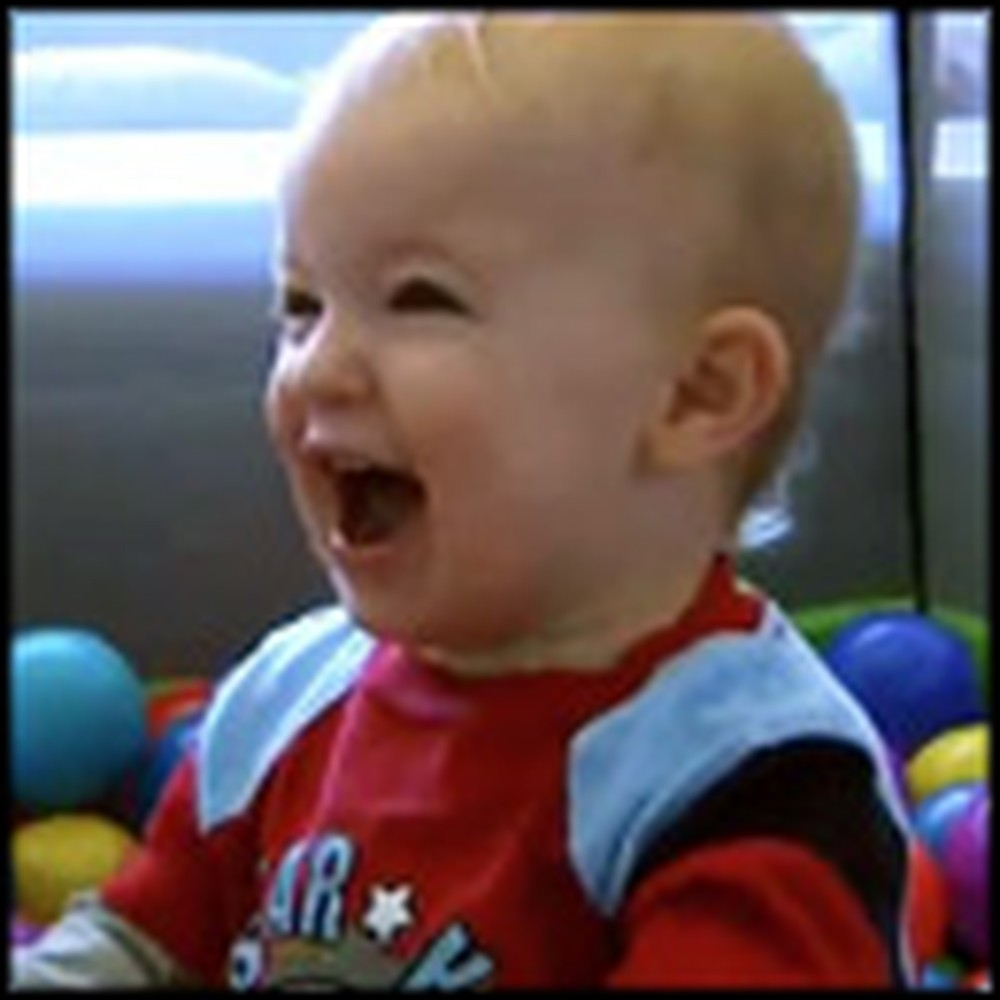 Toddler Goes Nuts When He Gets a Special Surprise