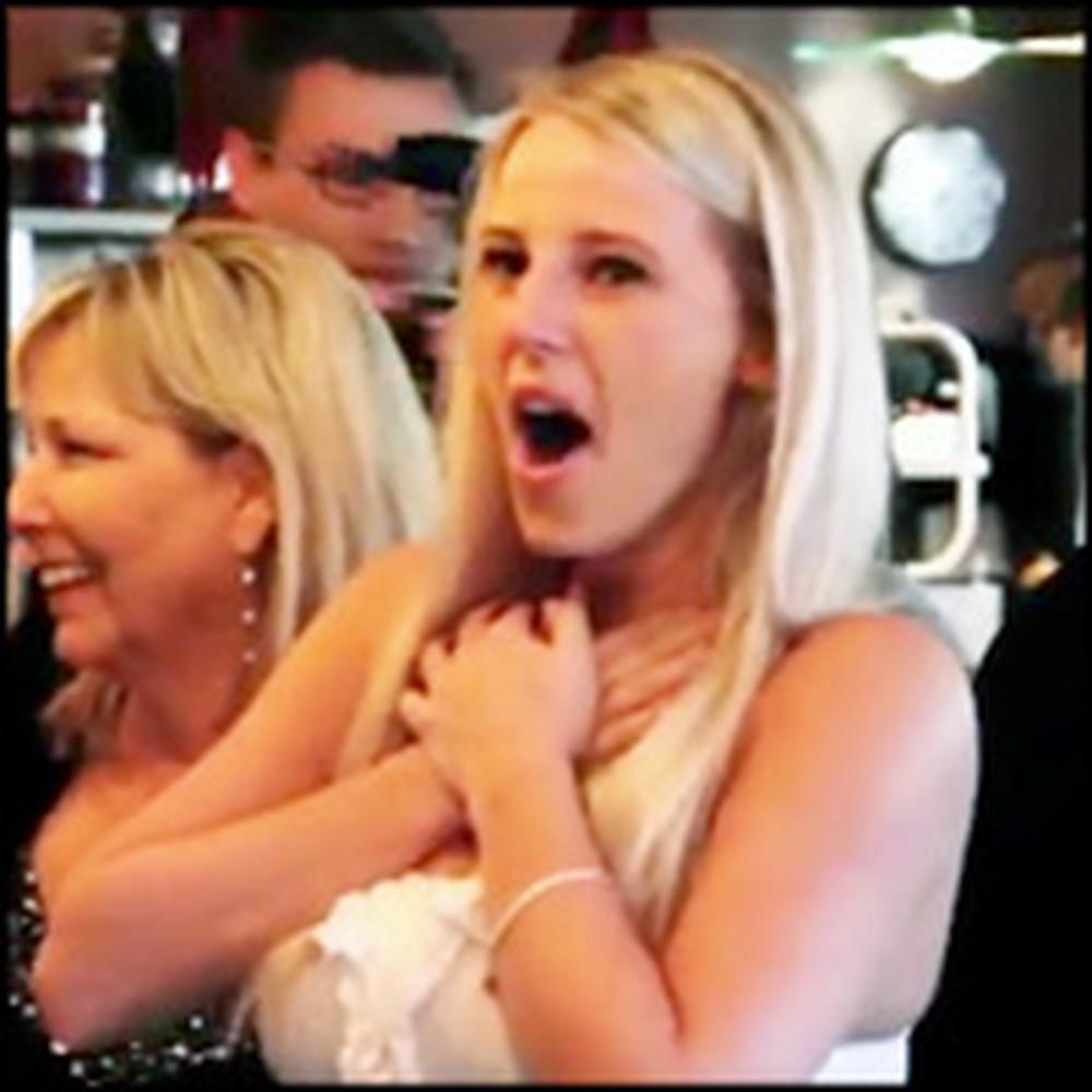 Lucky Girlfriend Receives an Amazing Musical Proposal