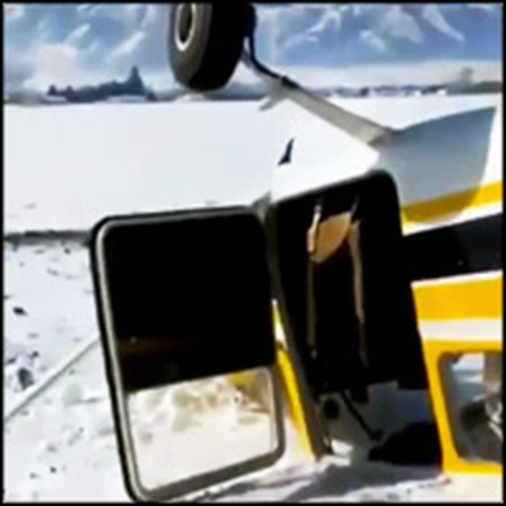 God Spared the Life Every Passenger in a Plane Crash