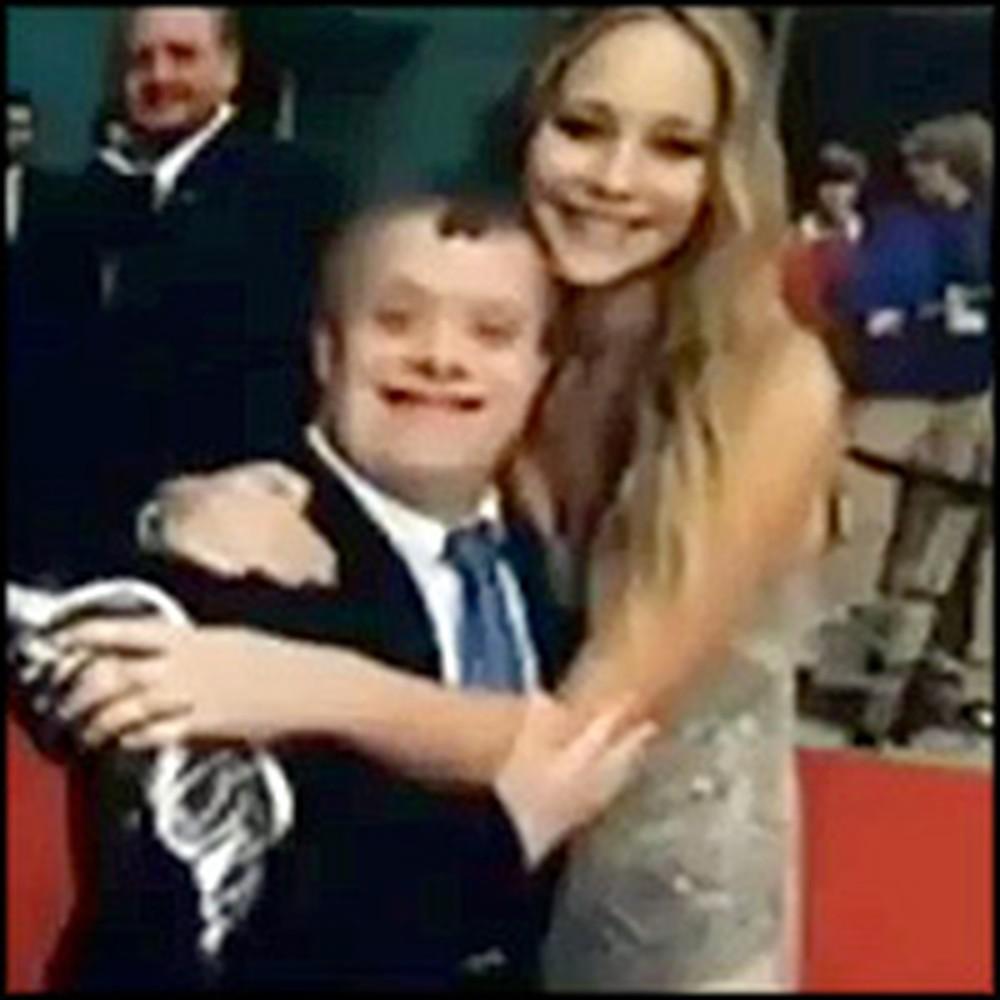 Oscar Winner Jennifer Lawrence's Heartwarming Childhood Friendship