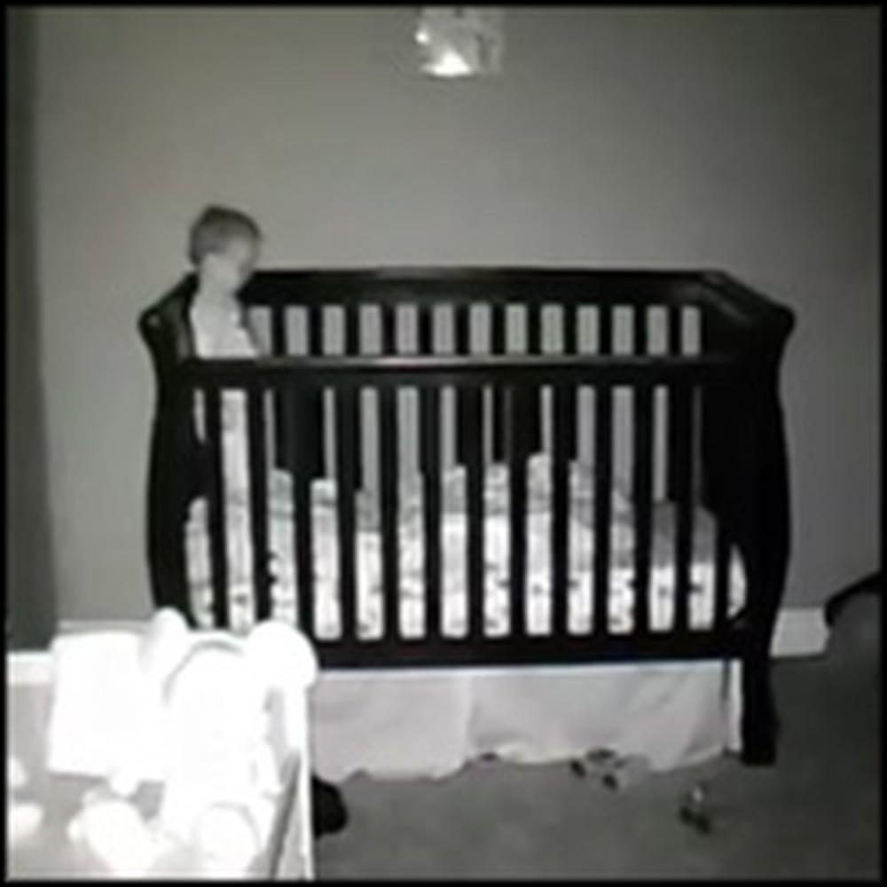 What One Baby Does Instead of Napping is Hilarious