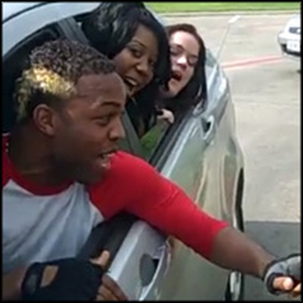 Most Entertaining and Musical McDonald's Drive-Thru Order Ever