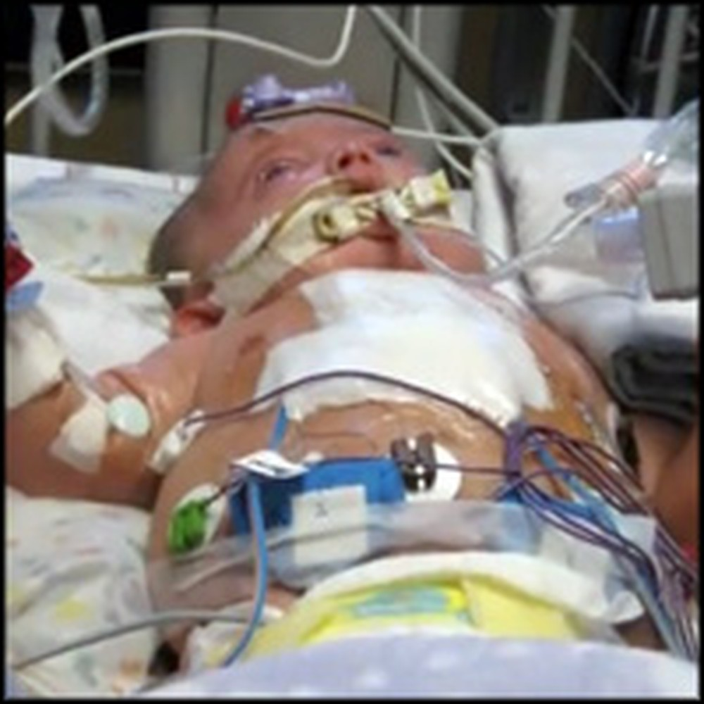 Baby Died on Operating Table for 32 Minutes - But Was Saved by a Miracle