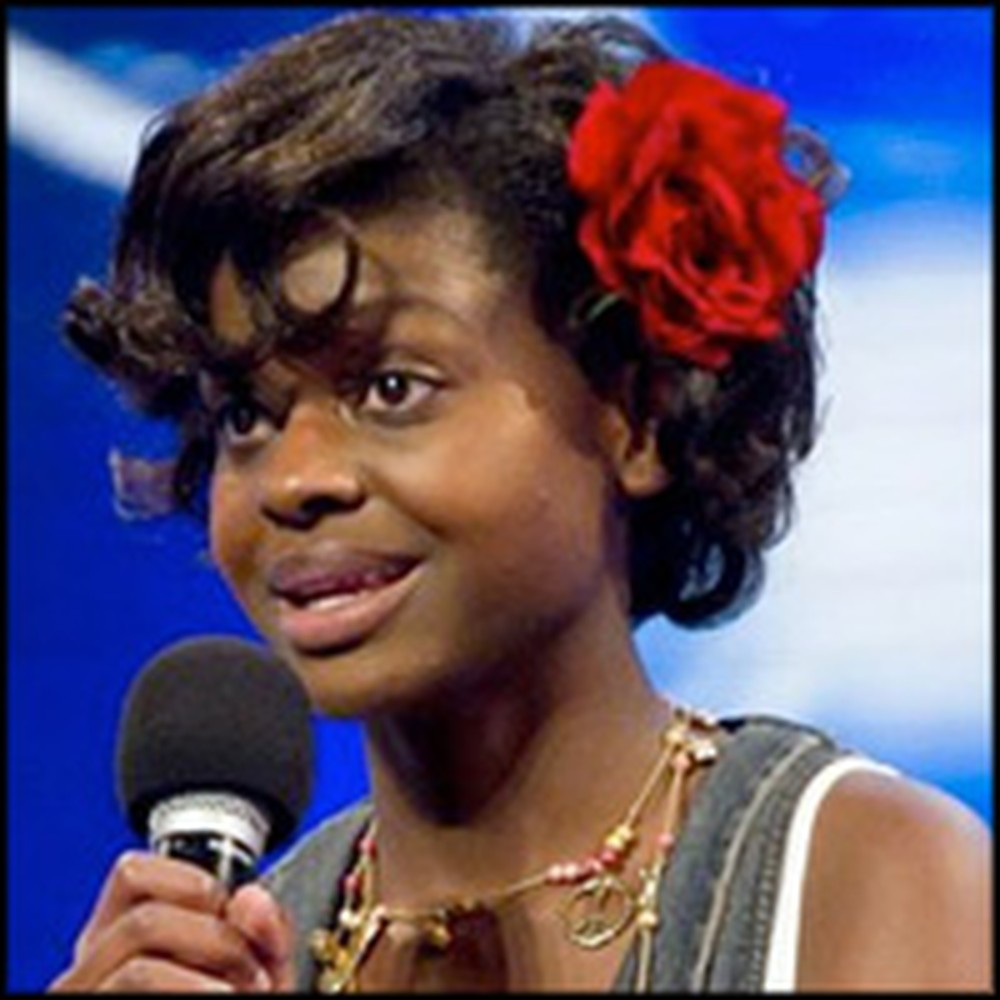 Zimbabwean Teen Changes Her Family's Life by Auditioning on X-Factor