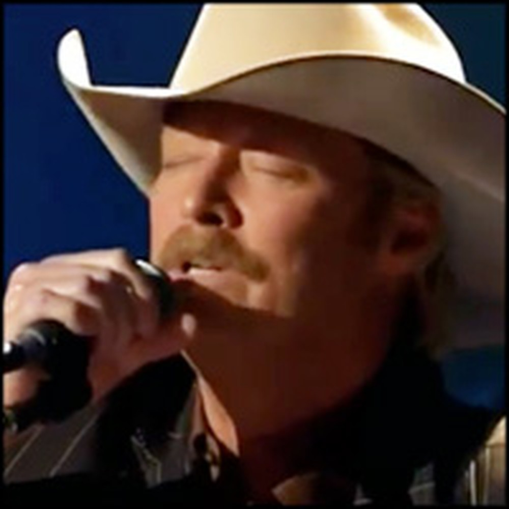 Alan Jackson Sings of Jesus' Love and Friendship