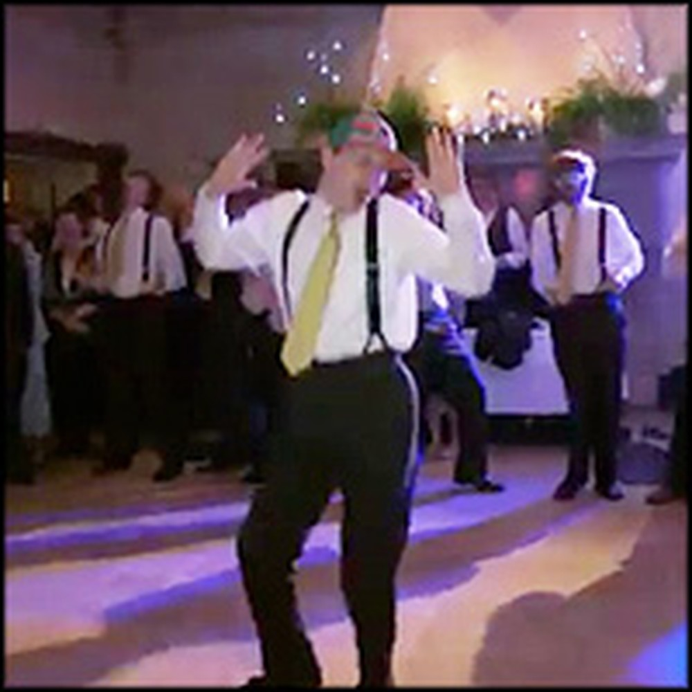 Groom Gives His Bride the Coolest Wedding Surprise