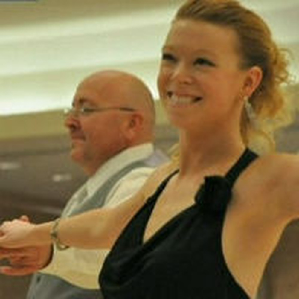 Inspirational Dancer Lost Her Foot in Boston Blast - But She Won't be Stopped!