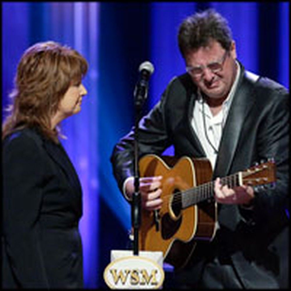Vince Gill and Patty Loveless' Emotional Performance at the Funeral of George Jones
