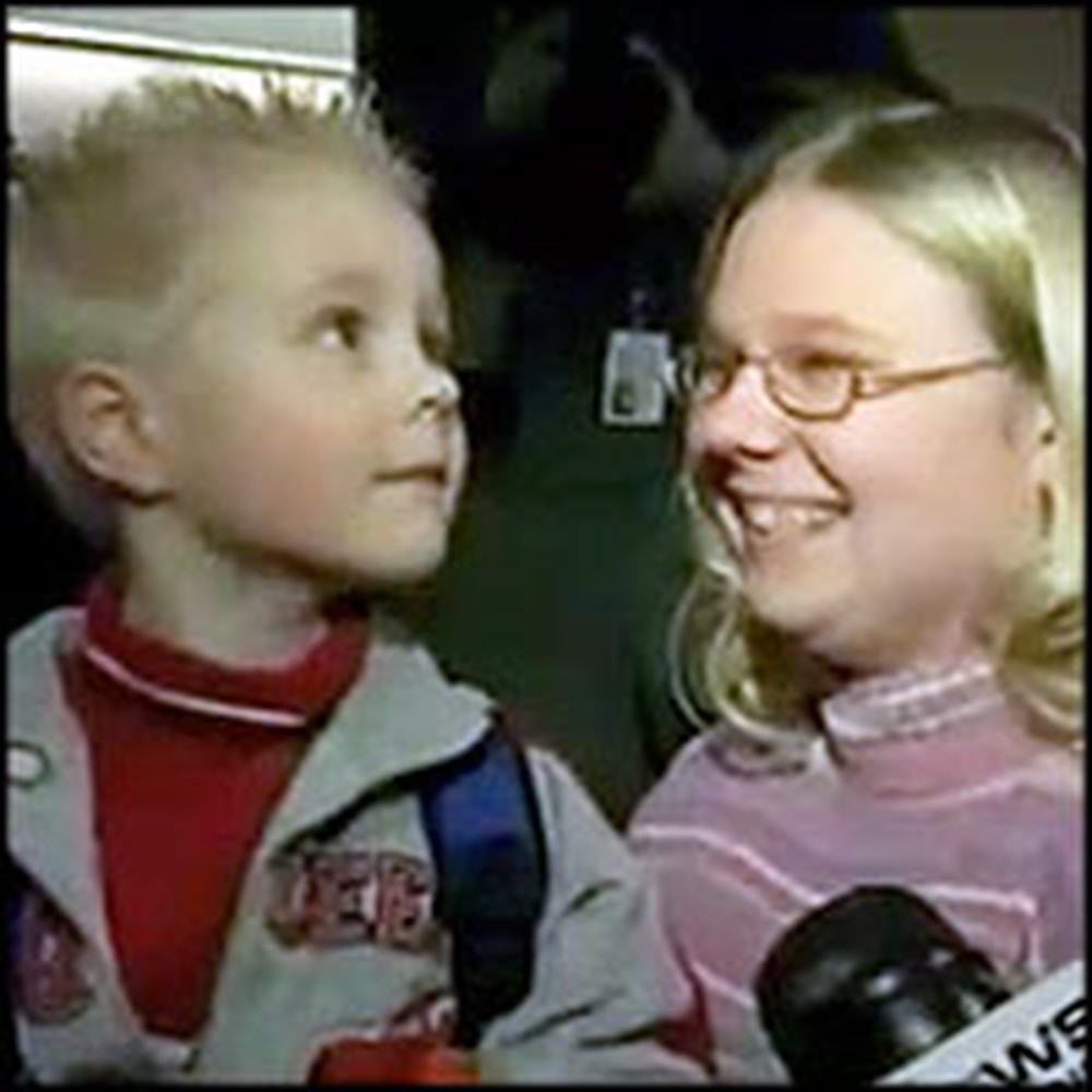 Emotional 911 Call by a 4 Year-Old Saves His Mother's Life