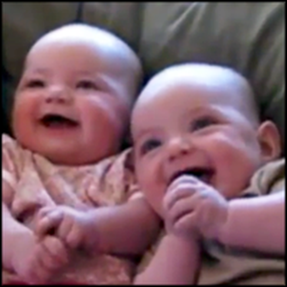 World's Most Hilarious Compilation of Laughing Babies Will Make Your Day